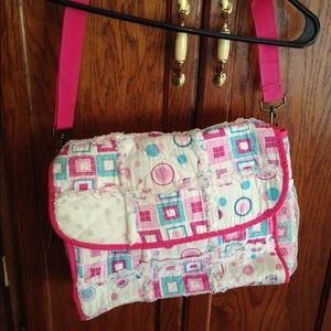 NWT diaper bag